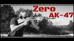 How To Zero A 7.62x39 AK-47 (HD)