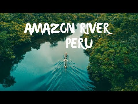 Exploring the Amazon Rainforest in Peru
