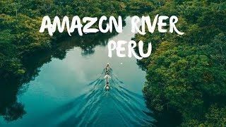 Exploring the Amazon Rainforest in Peru