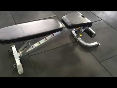 Semi Commercial Multi-Purpose Adjustable Utility Bench FID (V2)