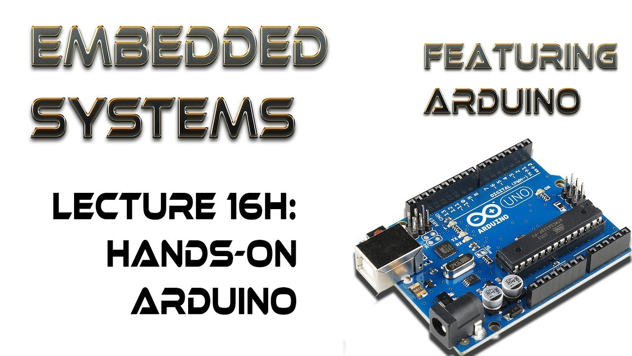 Hands on arduino timers interrupts youtube