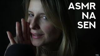 ASMR Pomagam Ci Zasnąć ✦  Szept ✦  Odgłosy Ust