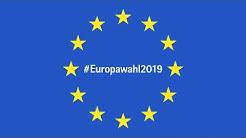 Erstwähleraufruf des Europaministers Schenk zur Europawahl 2019