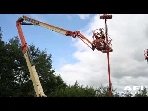 AFI MEWP Familiarisation video JLG J1250AJPS