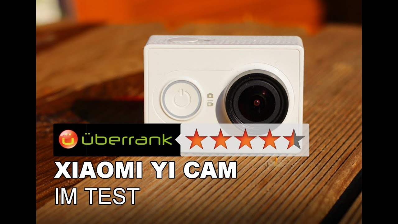xiaomi yi cam im test die beste action cam ihrer. Black Bedroom Furniture Sets. Home Design Ideas
