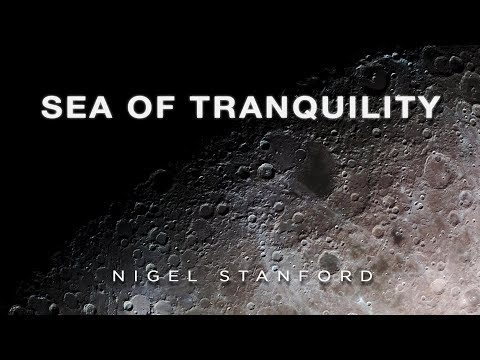 Sea of tranquility - Nigel John Stanford