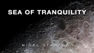 Sea of tranquility - from Solar Echoes - Nigel John Stanford