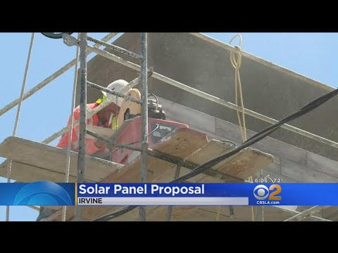 California Agency Approves Solar Panels For All New Homes In 2020