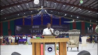 PASTOR EA ADEBOYE SERMON 2019 - 2020 CROSSOVER  SERVICE  THE BATTLE IS NOT YOURS