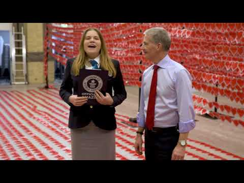 BHF - Guinness World Records title holders!