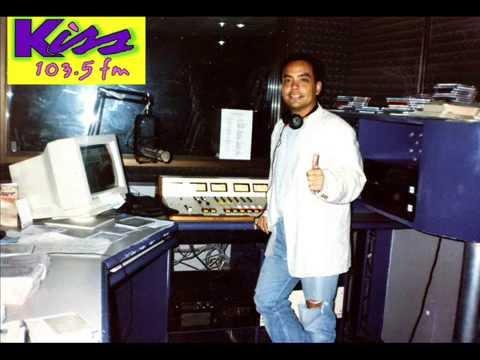 Antique AJ Joe playing the hits & not the misses @ 1035 KISSFM Vol2