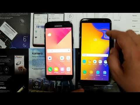 Samsung Galaxy J6+ vs Samsung Galaxy A5 2017