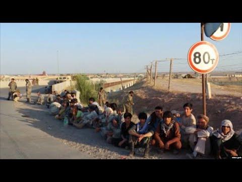 Tajikistan Tense As Fighting In Afghanistan Approaches Border