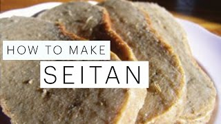 How To Make Seitan (vegetarian Thanksgiving) | The Edgy Veg