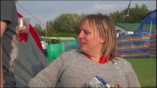 Bagwell Farm Camping Trip 2015 - With Red Barn Review - Weymouth, Dorset