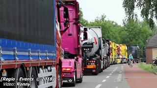 Jaarlijkse Truckrun Tweede Exloërmond 03-06-18