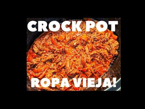 How To Make Ropa Vieja Crock Pot