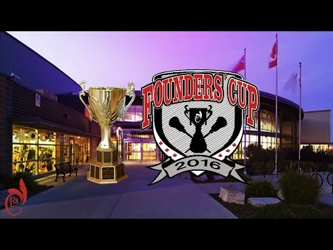 Founders Cup, Game 19: Green Gaels vs Seneca War Chiefs - August 20, 5pm