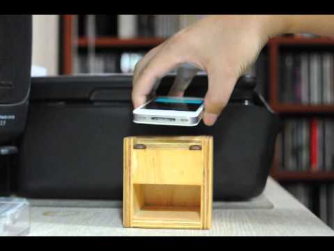homemade iphone speaker iphone horn speaker lowther style 10784