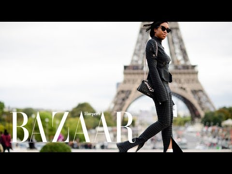 A Fashion Editor&39;s First Paris Fashion Week   Harper&39;s BAZAAR