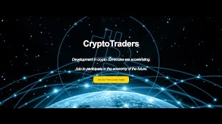 Live Day Trading Crypto Currency with CryptoTrader