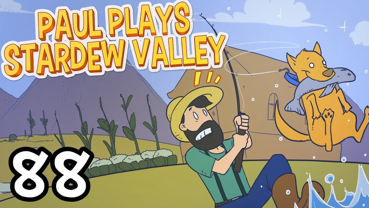 Stardew Valley - Getting Married to Leah!! - Stardew Valley Gameplay  Playthrough - Ep  88