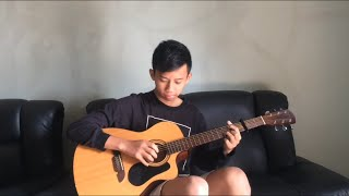 (Chen ft Punch) Everytime - Irfan Maulana Fingerstyle Guitar Cover - Descendants of the Sun OST