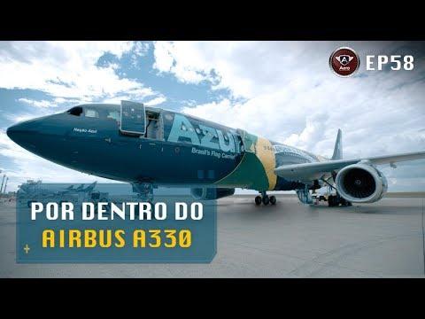 Por dentro do A330-200