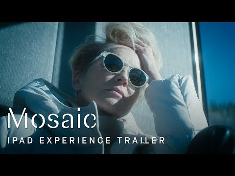 Mosaic from Steven Soderbergh: iPad Experience