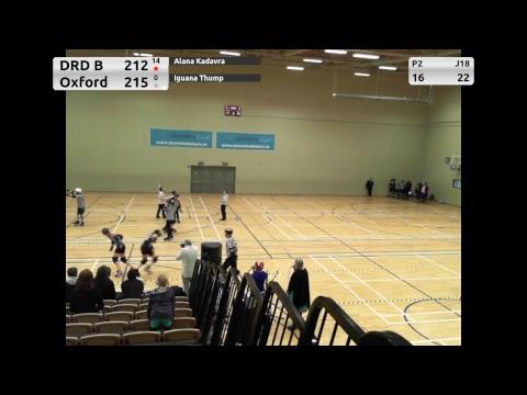 DRD B vs Oxford A - 2017-12-09