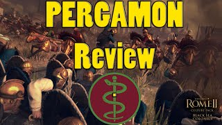 Total War: Rome 2 - PERGAMON Battle Review (Tactics & Strategies)