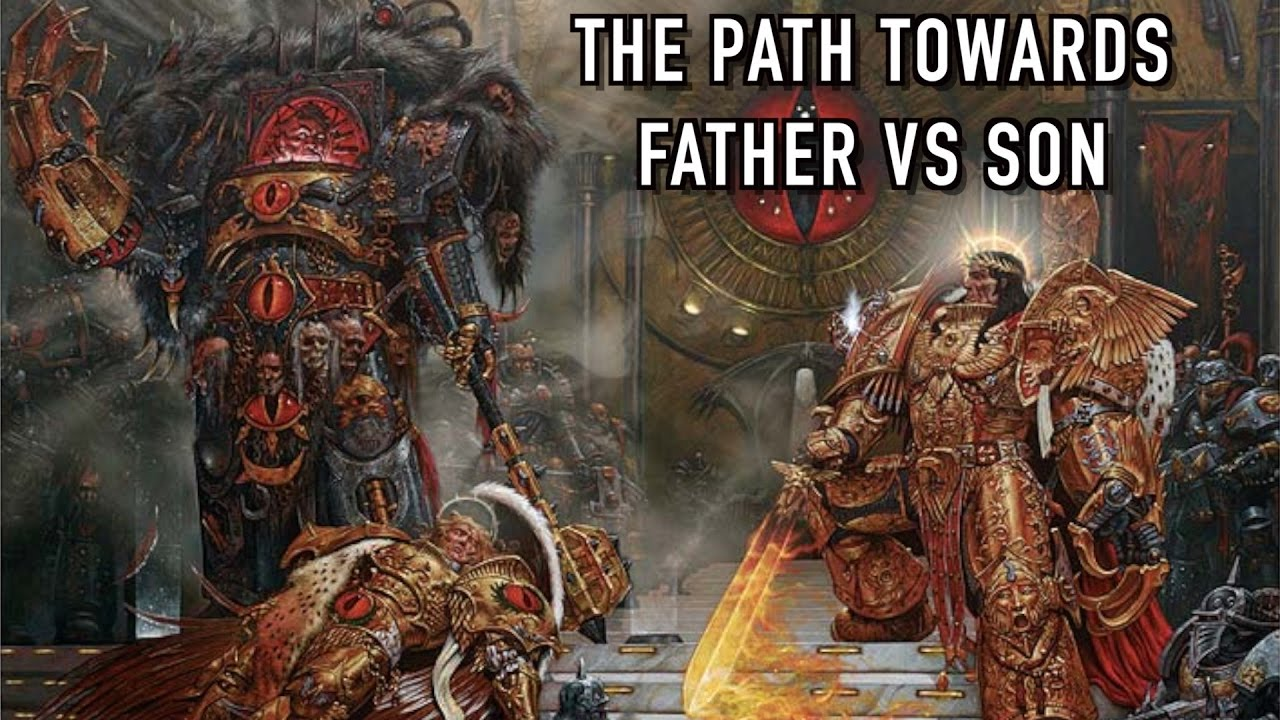 40 Facts & Lore on Horus Lupercal Part 3 Warhammer 40k ...  40 Facts & Lore...