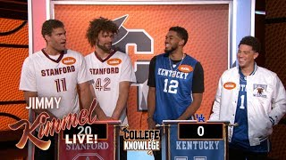 Baixar NBA Stars Play College Knowledge - Kentucky vs. Stanford