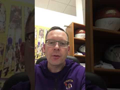 Coach Andrew Kettel of Scranton Preparatory School Boys Basketball - itsBIGGERthantheball
