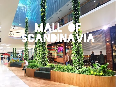 VLOG - Mall Of Scandinavia - Stockholm/Sweden