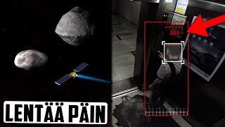 Miksi Kiina pisteyttää jokaisen kansalaisensa? NASA aikoo lentää päin asteroidia!
