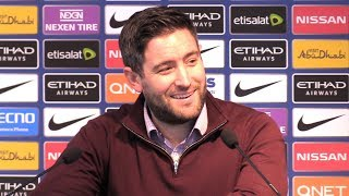 Manchester City 2-1 Bristol City - Lee Johnson Full Post Match Press Conference - Carabao Cup