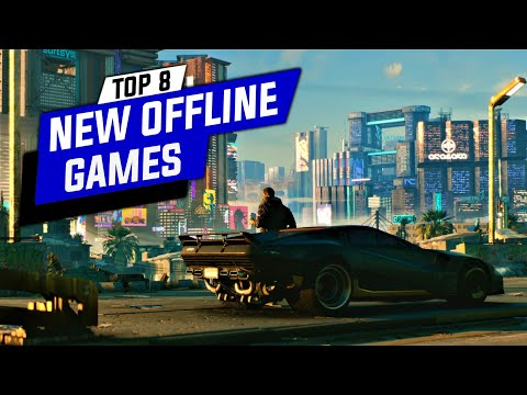 TOP 8 NEW OFFLINE GAMES FOR ANDROID 2020 😱