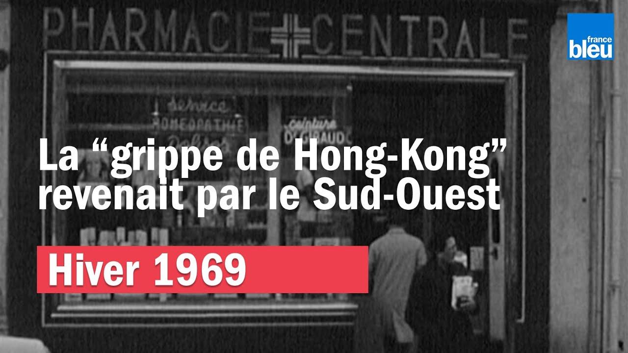 Hongkong-Grippe