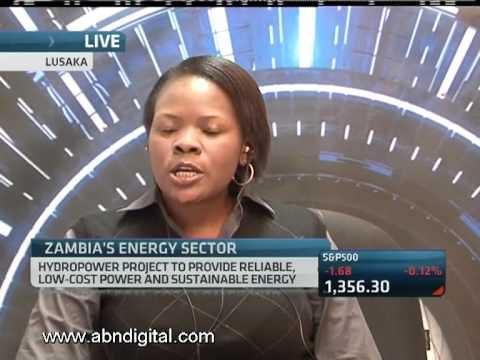 Zambia's Energy Sector with Irene Lungu-Chipili