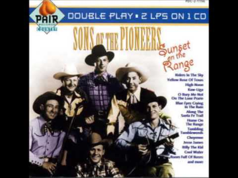 Sons of the Pioneers - Kaw Liga