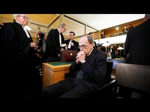 The Boston Globe's Mike Rezendes speaks to Euronews on Archbishop of Lyon trial