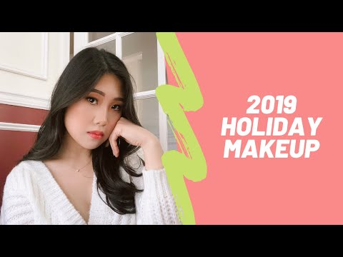 Holiday Makeup Tutorial | Viviennekho thumbnail