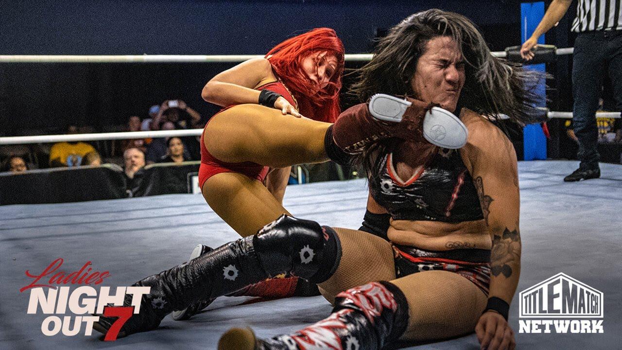 Download Ivelisse vs Diamante - Ladies Night Out 7 (Women's Wrestling)