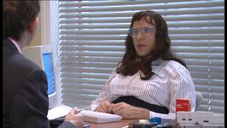 Little Britain - Computer Says No - Clip 1