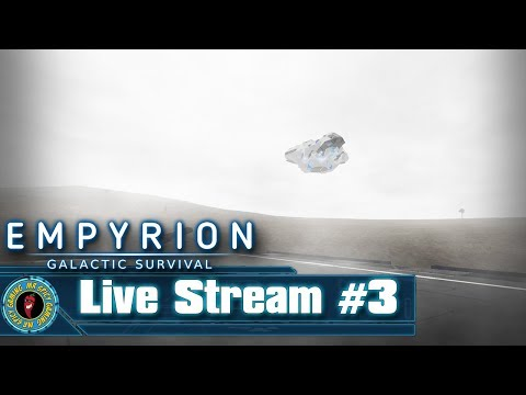 PATROL VESSELS IN THE MIST  -  Empyrion: Galactic Survival Live #3