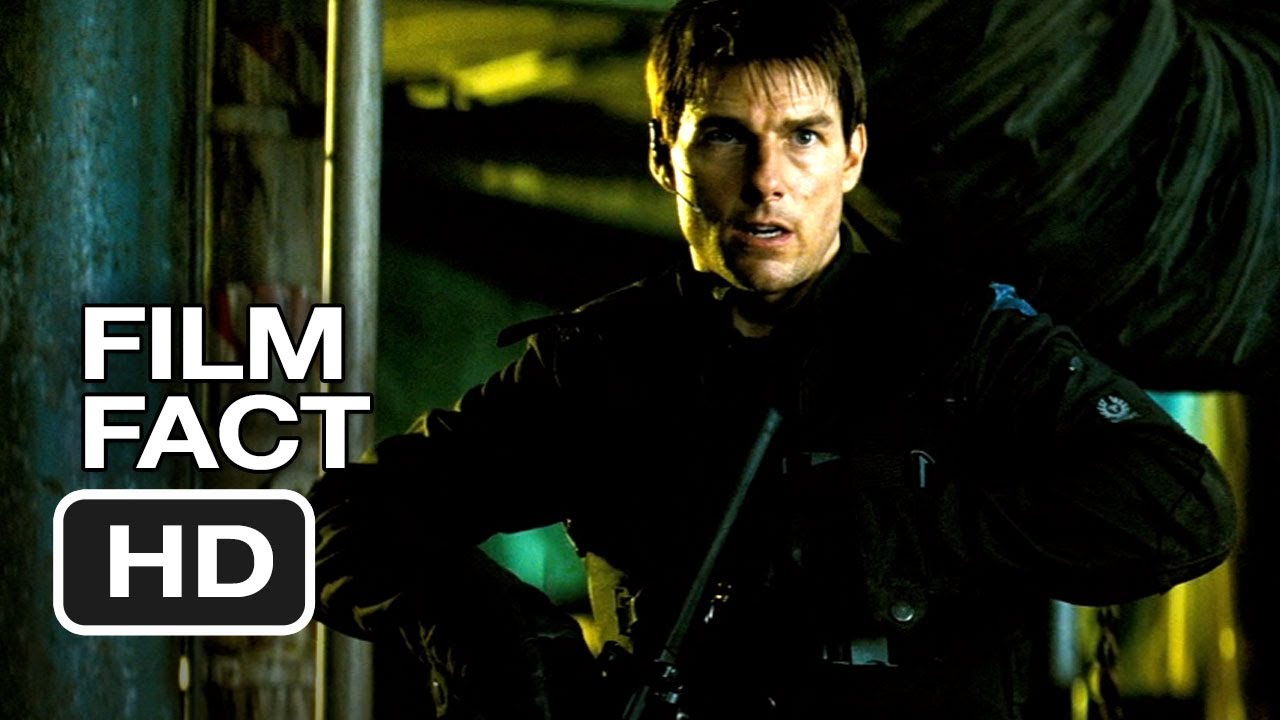 Mission Impossible 3 - Film Fact (2006) Tom Cruise, JJ Abrams Movie HD