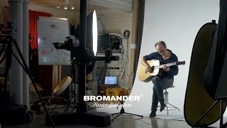 Bromander Guitars: Ian Carr on the Model D