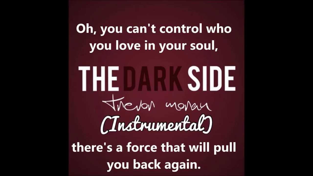 The Dark Side Instrumental w lyrics Trevor Moran  YouTube