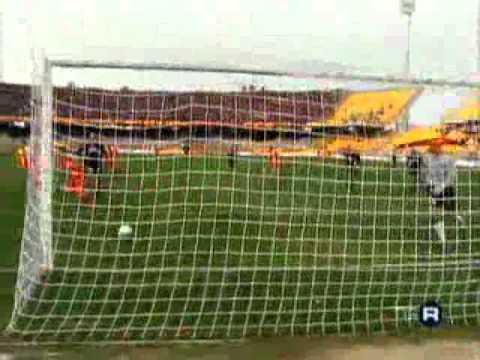 Tutti i gol di Ernesto Javier Chevanton al Lecce